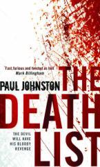 The Death List by Paul Johnston