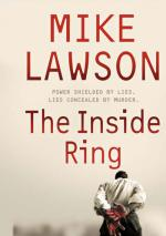 Cover for The Inside Ring by Mike Lawson