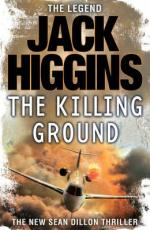 Cover for The Killing Ground by Jack Higgins
