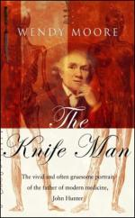 Cover for The Knife Man by Wendy Moore