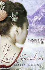 Cover for The Last Concubine by Lesley Downer