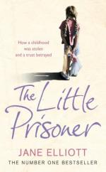 Cover for The Little Prisoner by Jane Elliott