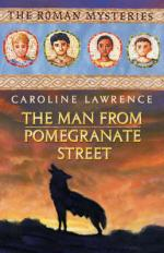The Man From Pomegranate Street by Caroline Lawrence