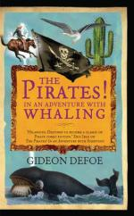 Pirates! In an Adventure with Whaling by Gideon Defoe