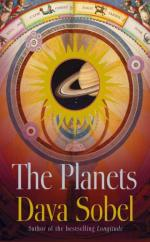 Cover for The Planets by Dava Sobel