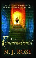 The Reincarnationist by M J Rose