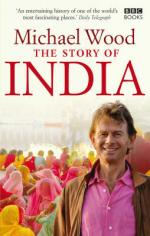 Cover for The Story of India by Michael Wood