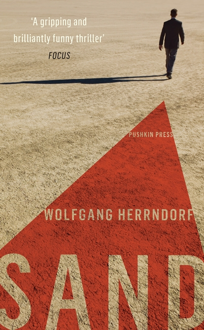 Cover for Sand by Wolfgang Herrndorf