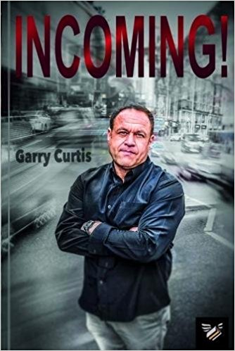Cover for Incoming by Gary Curtis