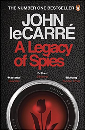 Cover for A Legacy of Spies by John le Carre