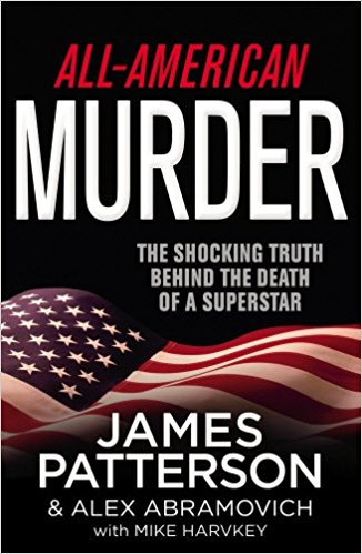 Cover for All-American Murder by James Patterson