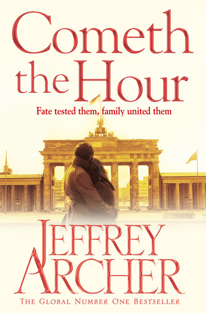 Cover for Cometh the Hour by Jeffrey Archer