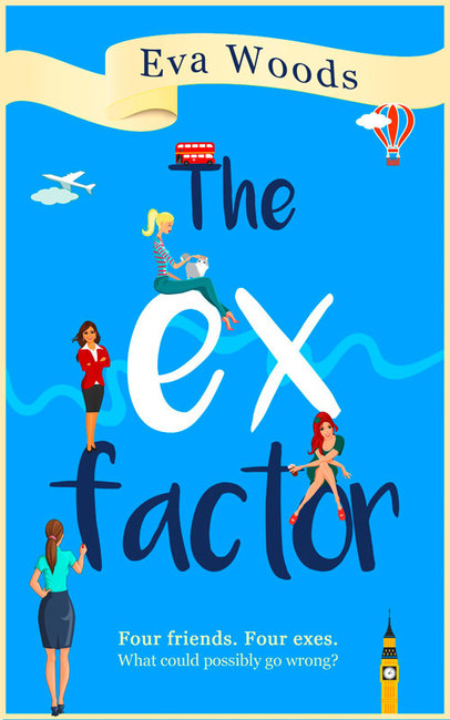 Cover for The Ex Factor by Eva Woods
