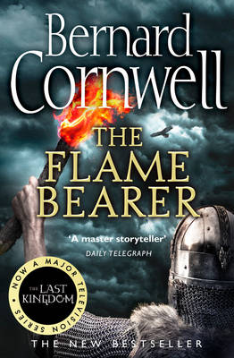 Cover for The Flame Bearer by Bernard Cornwell