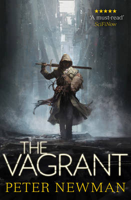Cover for The Vagrant by Peter Newman