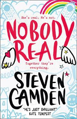 Cover for Nobody Real by Steven Camden