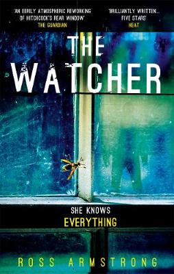 Cover for The Watcher by Ross Armstrong