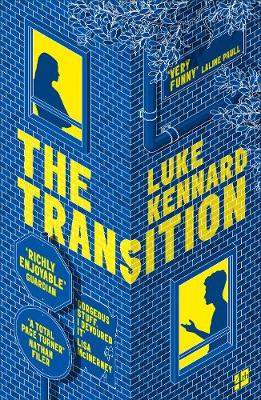 Cover for The Transition by Luke Kennard