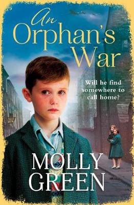 Cover for An Orphan's War  by Molly Green