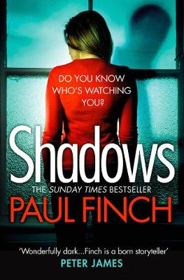 Cover for Shadows by Paul Finch