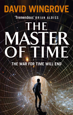 Cover for The Master of Time by David Wingrove