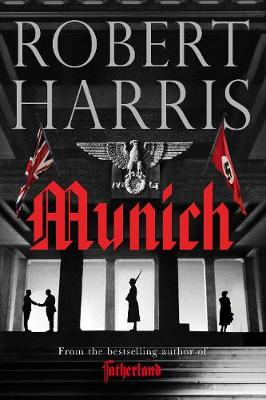 Cover for Munich by Robert Harris