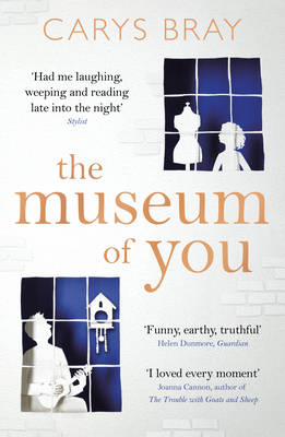 Cover for The Museum of You by Carys Bray