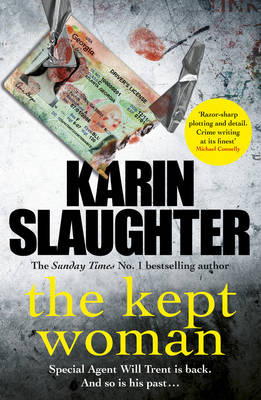 Cover for The Kept Woman by Karin Slaughter