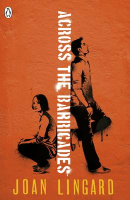 Cover for Across the Barricades A Kevin and Sadie Story by Joan Lingard