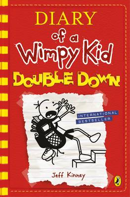 Cover for Double Down by Jeff Kinney