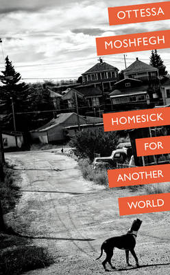 Cover for Homesick for Another World by Ottessa Moshfegh
