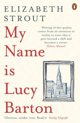 Cover for My Name is Lucy Barton by Elizabeth Strout