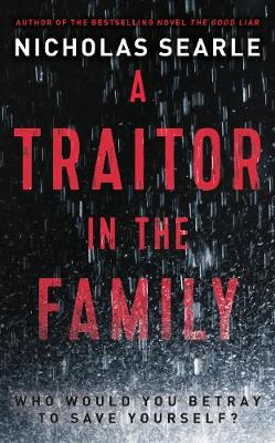 Cover for A Traitor in the Family by Nicholas Searle