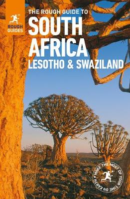 Cover for The Rough Guide to South Africa, Lesotho and Swaziland by Rough Guides