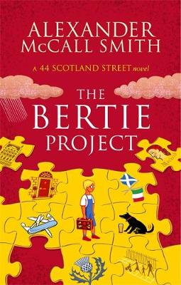 Cover for The Bertie Project by Alexander McCall Smith