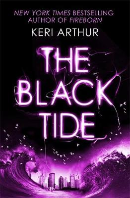 Cover for The Black Tide by Keri Arthur