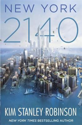 Cover for New York 2140 by Kim Stanley Robinson