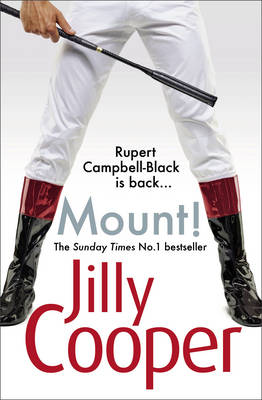 Cover for Mount! by Jilly Cooper