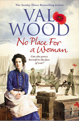 Cover for No Place for a Woman by Val Wood