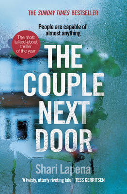 Cover for The Couple Next Door by Shari Lapena