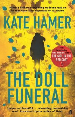 Cover for The Doll Funeral by Kate Hamer