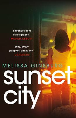 Cover for Sunset City by Melissa Ginsburg