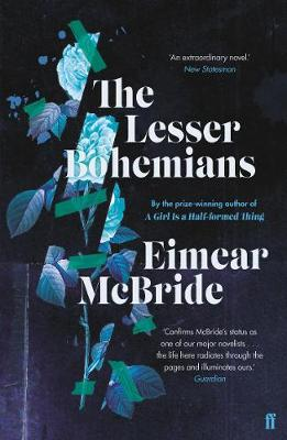 Cover for The Lesser Bohemians by Eimear McBride