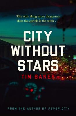 Cover for City Without Stars by Tim Baker