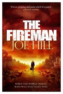 Cover for The Fireman by Joe Hill
