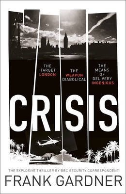 Cover for Crisis by Frank Gardner