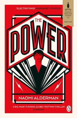 Cover for The Power by Naomi Alderman