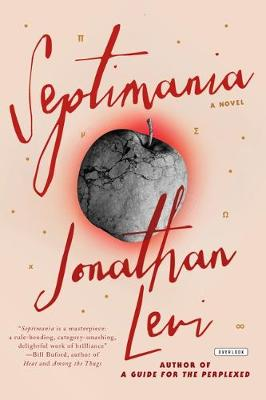 Cover for Septimania by Jonathan Levi