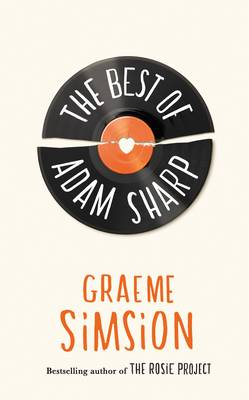 Cover for The Best of Adam Sharp by Graeme Simsion