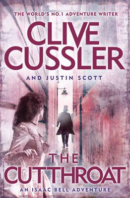 Cover for The Cutthroat by Clive Cussler, Justin Scott